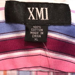 XMI Shirts - XMI_Men's Shirt